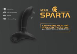 prostate massager nexus sparta